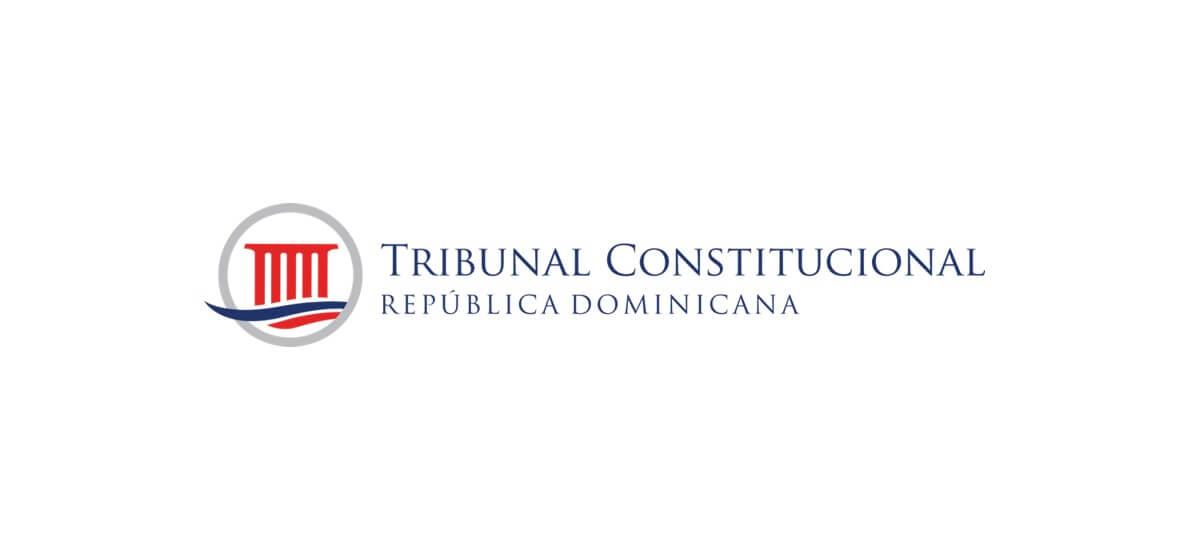 Logotipo Tribunal Constitucional de la República Dominicana
