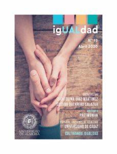 Portada del número 13 de la revista igUALdad
