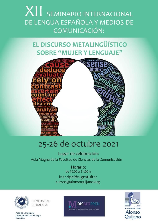 XII Seminario Internacional de Lengua Española y Medios de Comunicación